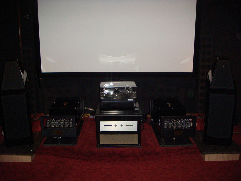 Tube Research Labs GT 400 SE The best  and rarest Tube Amp in the world period