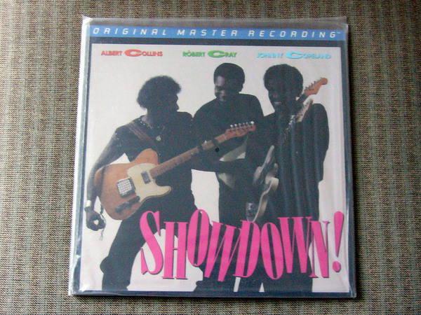 Mfsl Showdown - Collins, Copeland, cray, sealed, low press no. 27