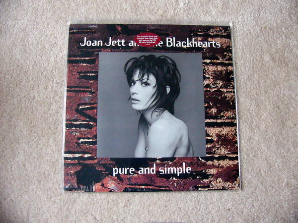 Joan Jett And The - Blackhearts - Pure and simple, sealed, perfect