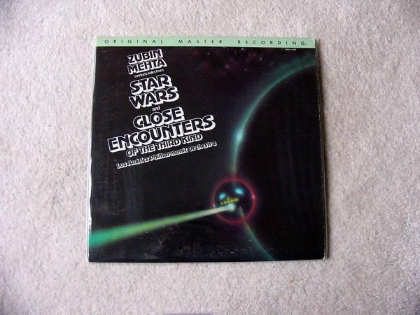 Mfsl Star Wars - John Williams NM 1st pressing, original master