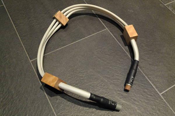Argento Flow Master Ref 1m aes/ebu
