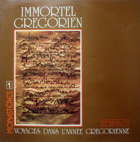 ★Audiophile★ SM20 /  - Immortel Gregorien, MINT, 2 LP Set!