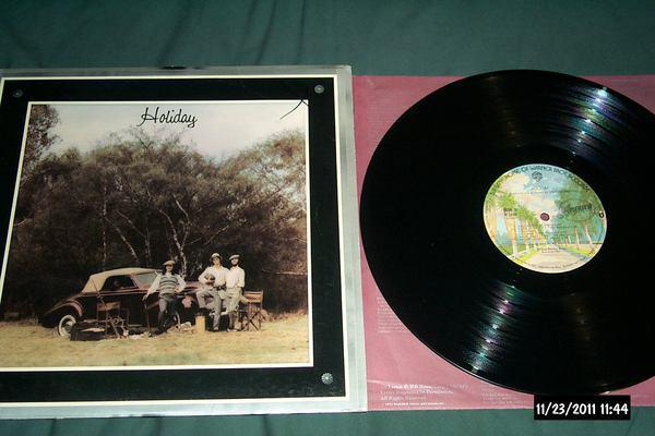 America - Holiday lp nm