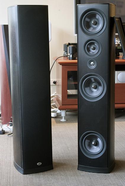 PSB Synchrony One. Reduced Starting Bid. Floorstanding Speakers