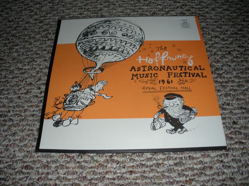 * SALE* - The Hoffnung Astronautical Music  Festival Angel 35828