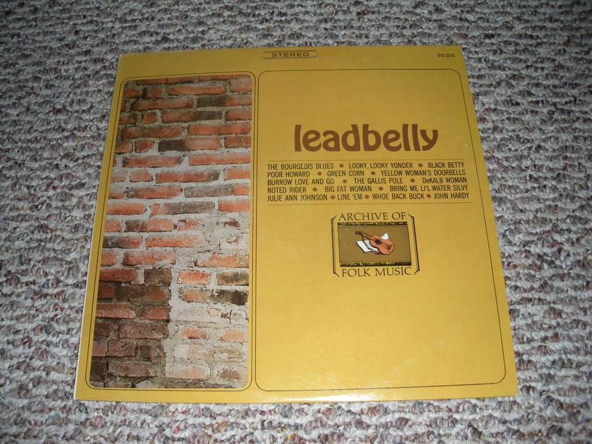 * SALE * - Leadbelly Folk Music FS  202