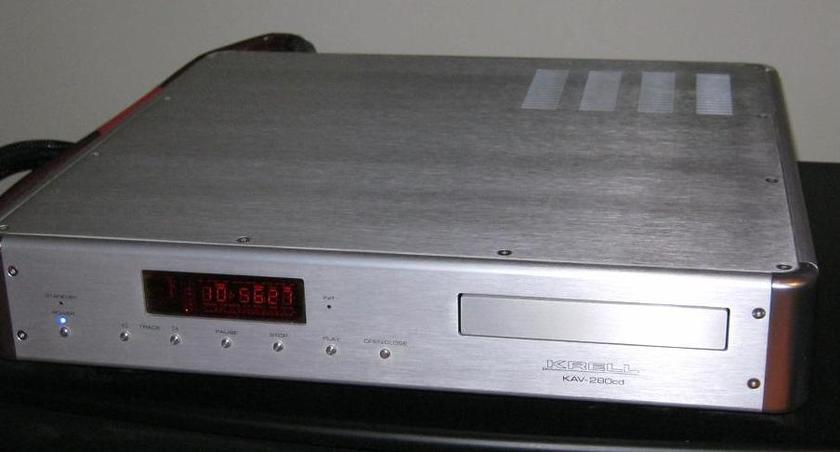 KRELL KAV-280CD
