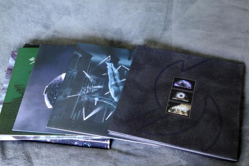 Pink Floyd - Pulse 4 LPs box