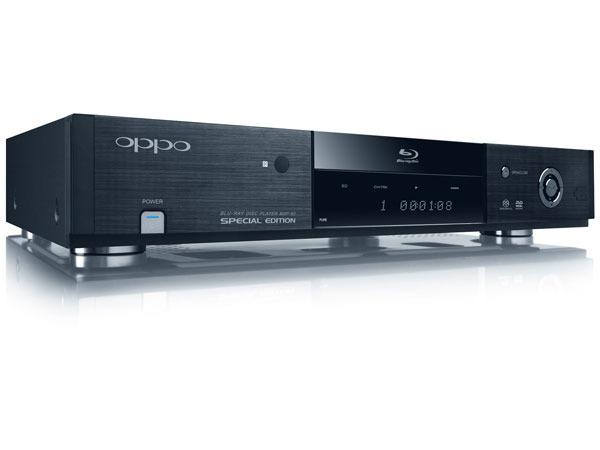 OPPO Universal Player BDP-83SE