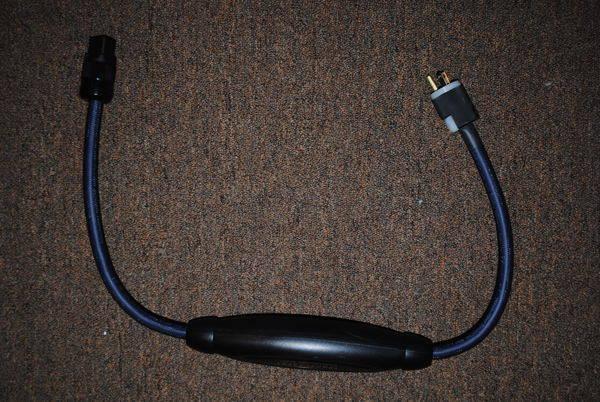 Transparent PLMM 1m 20amp mm2 Ultimate Transparent Power!