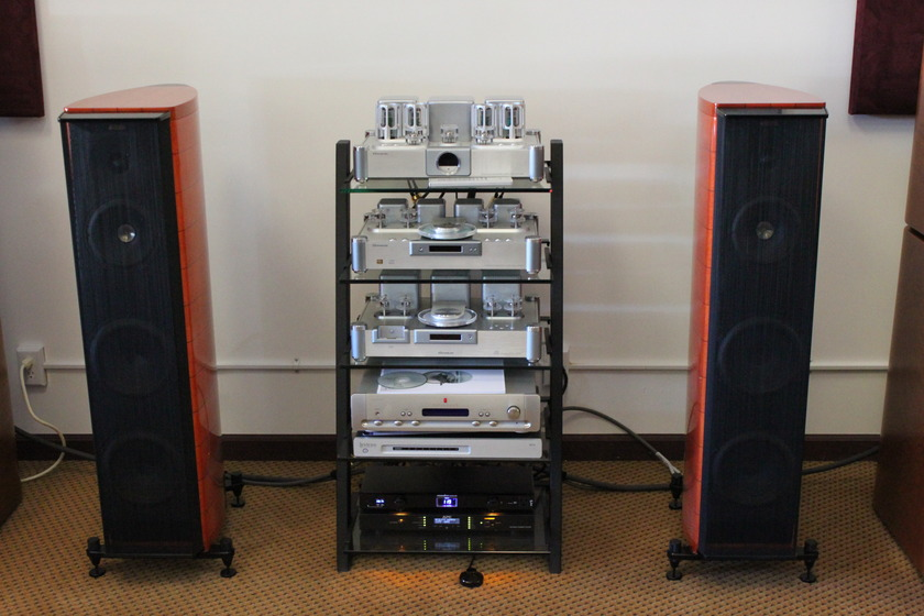 Sonus Faber Amati Floorstanding loudspeaker
