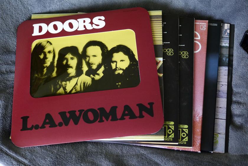 The Doors - Box Set 7 LPs
