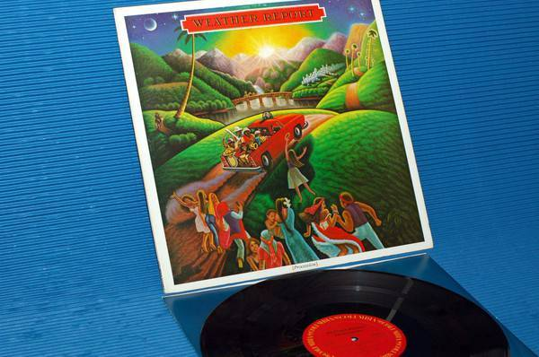"""WEATHER REPORT - - """"Procession"""" - Columbia 1983"""