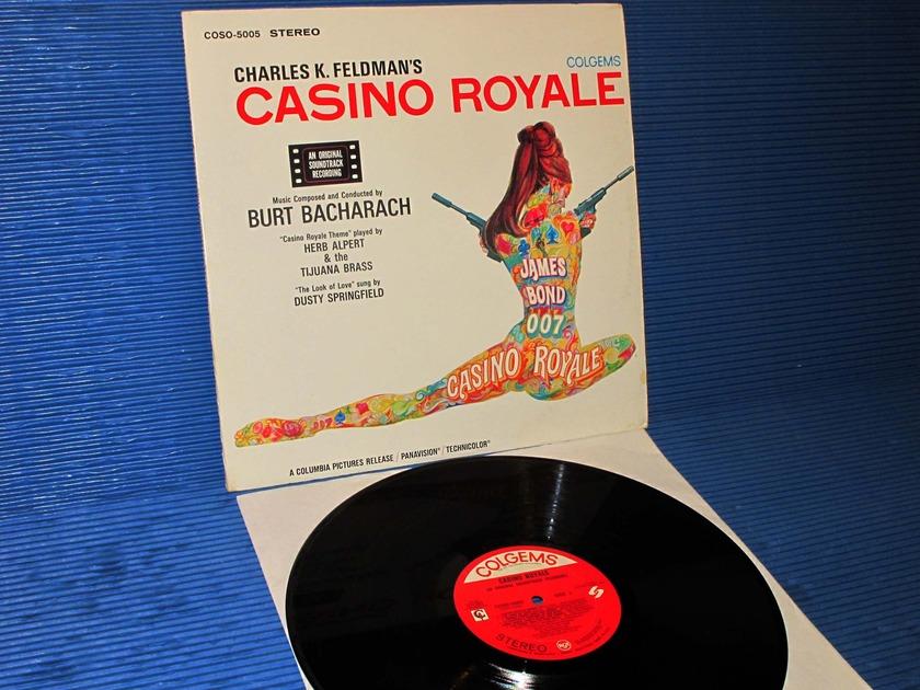 """CASINO ROYALE"" -  - Colgems/RCA COSO 5005 -  TAS 10 Best Popular Records"