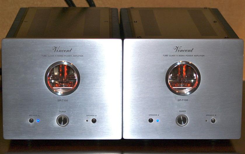 Vincent Hybrid Mono Blocks SP T-100