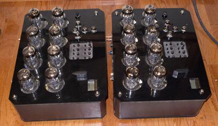 Joule Electra VZN-160 Grand Marquis Otl Monoblock Amplifiers