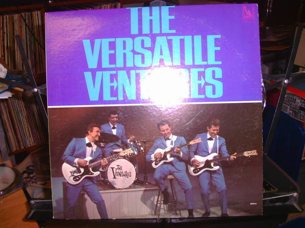 The ventures - THE Versatile ventur mcr-5