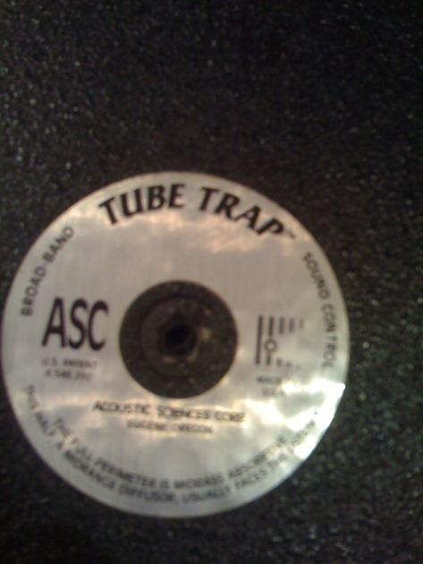 "ASC Tube Traps  full Round 11.5"" x 37"" Light Gray"