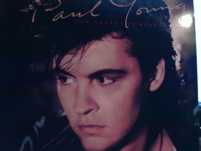 Paul young - THE Secret of association