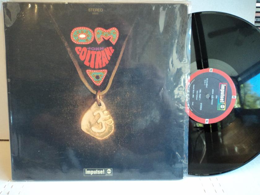 John Coltrane  - OM Impulse A9140 Original Stereo press