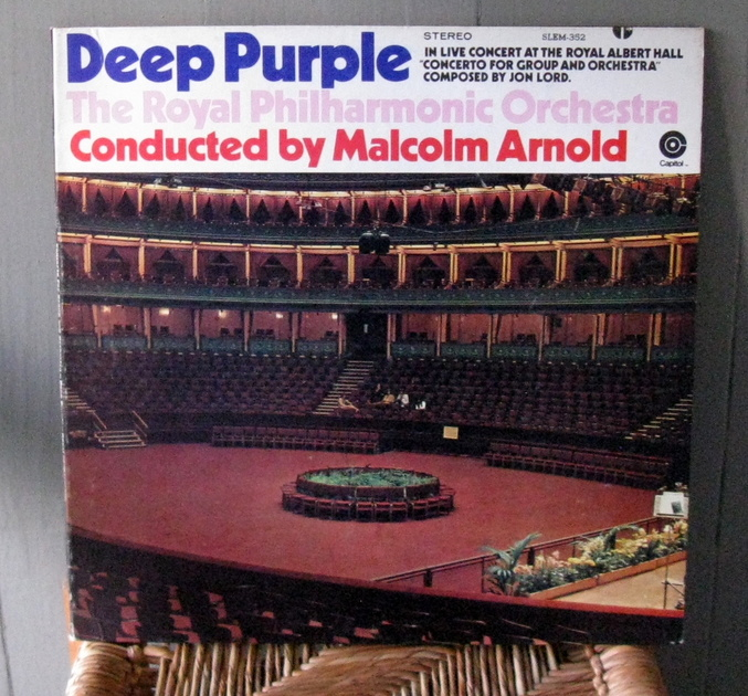 Deep Purple/Royal Philharmonic - Concerto for Group & Orchestra SLEM-352