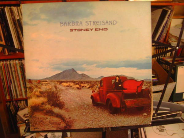 Barbra streisand - STONey end her rock album