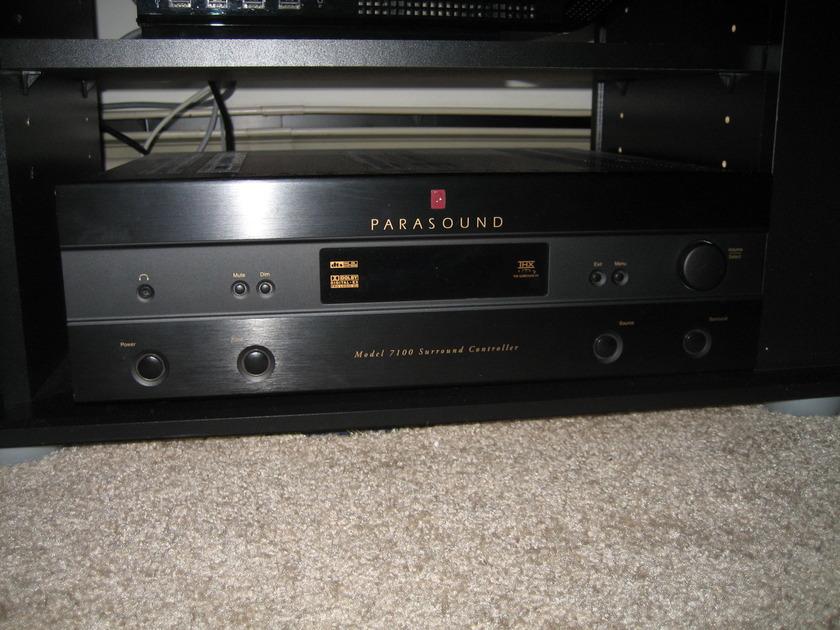 Parasound 7100 Surround Sound Processor