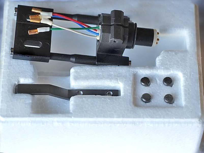 Orsonic AV-1b Anti Vibration Headshell