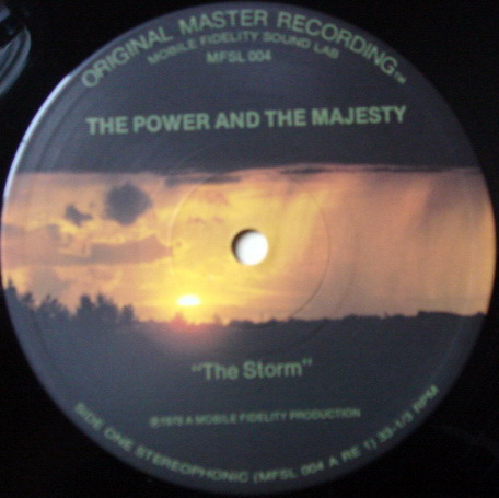 ★Audiophile★ MFSL / - The Power and the Majesty, MINT!
