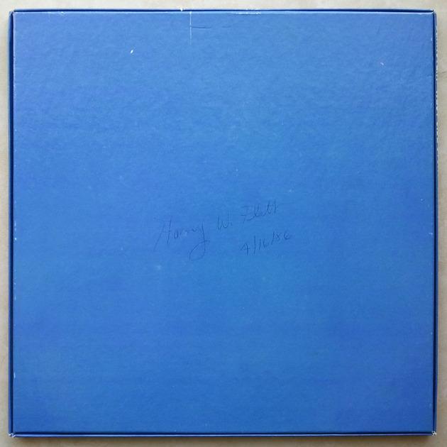 DG / Bernstein conducts - West Side Story / 2-LP box set / NM