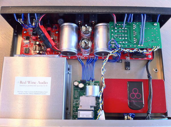 Red Wine Audio Isabella
