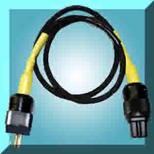 Aural Thrills Audio Silver Big One Power Cord Wattgate Cryo'd 4 feet