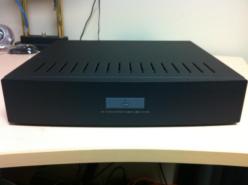 Linn AV5105 power amplifier