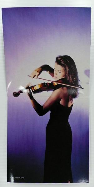 Anne-Sophie Mutter w/ Levine,  - Vienna Philharmonic / / Carmen Fantasie