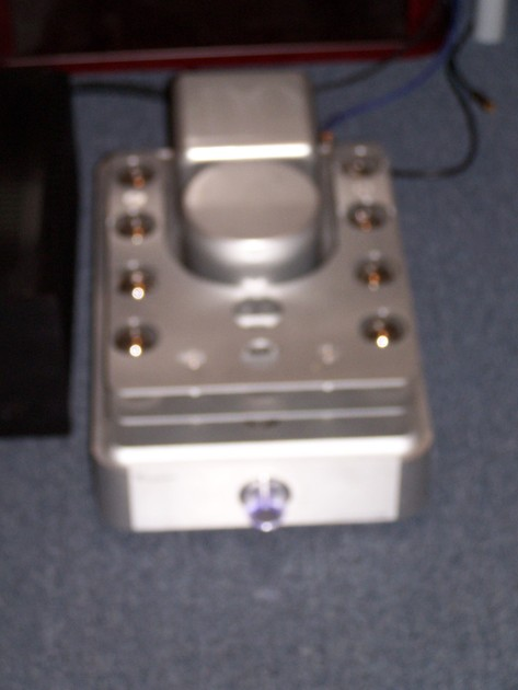 Raysonic M100  100 wpc class-A operation Tube Monoblock Power Amplifier