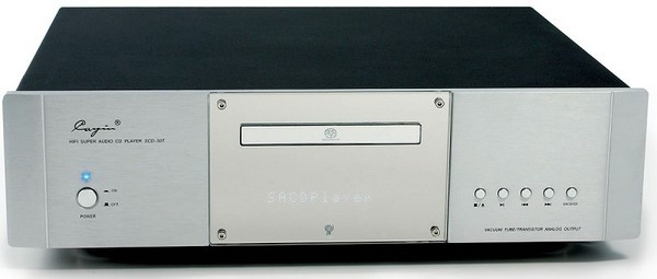 SACD/CD Tube Player Cayin SCD-50T