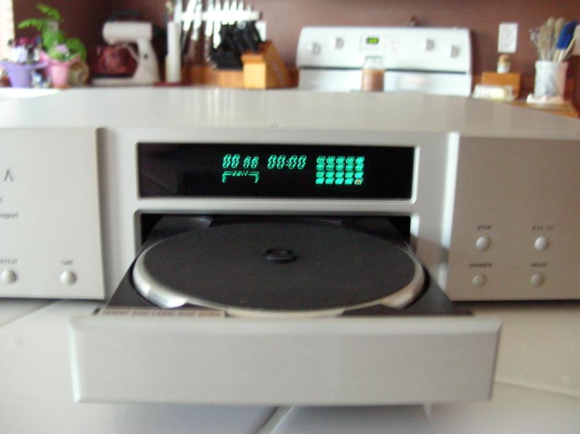 Theta Jade CD Transport One of the Best!