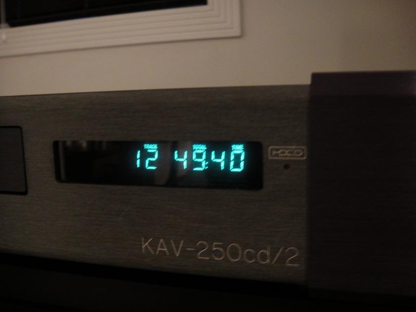 Krell KAV250cd/2