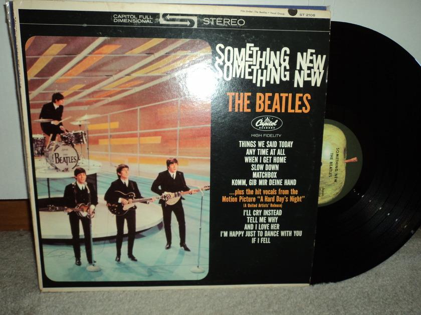 The Beatles - Something New ST 2108  NM- vinyla
