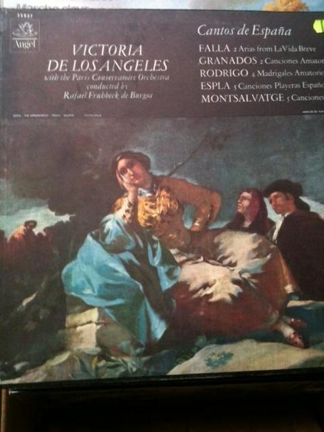 80 Classical lp ANGEL RECORDS - all import NM to M+ condition Audiophile pressing col.