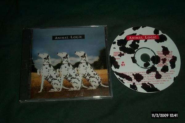 Stewart Copeland - Stanley Clarke animal logic cd nm