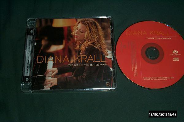 Diana Krall - The Girl In The other room sacd hybrid