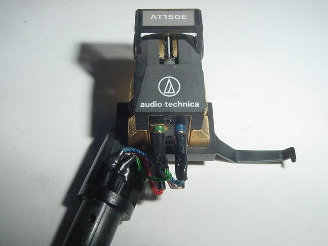 Audio Technica AT-150E MM type Audiotechnica