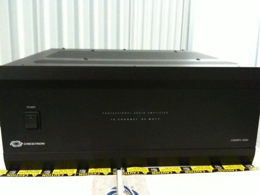 Crestron CNAMPX-16X60 16 Channel Multi-Room Amplifier