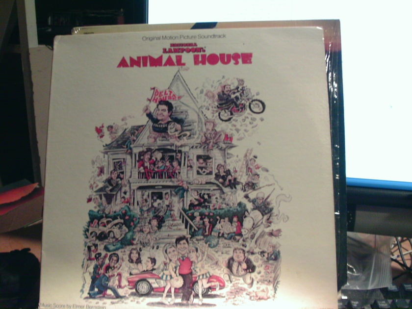 Animal house - Soundtrack