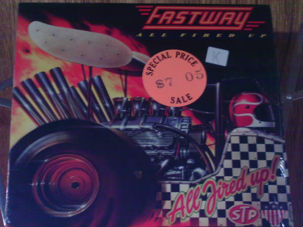 Fastway - All Fired Up