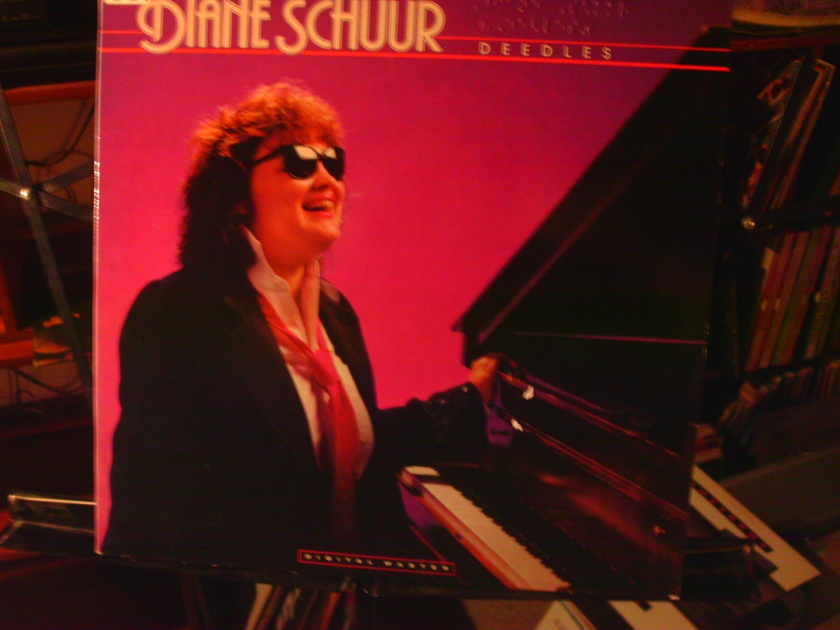 DIANE SCHUUR - 2 LPS FOR 1 SHIP PRICE