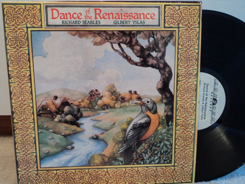 Richard Searles Gilbert Yslas Dance of the Renaissance - New Age 1988 Sundown Records NM
