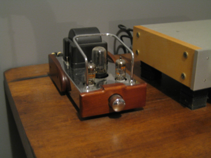 Dared  SL-2000a preamp with NOS tubes