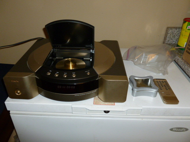 Denon   DP-S1 CD Transport